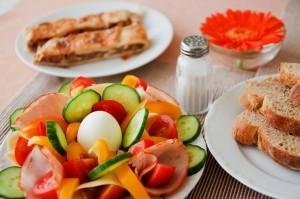El pan en nuestra dieta