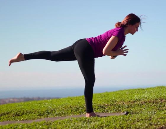 Yoga Fix 90 Day 1