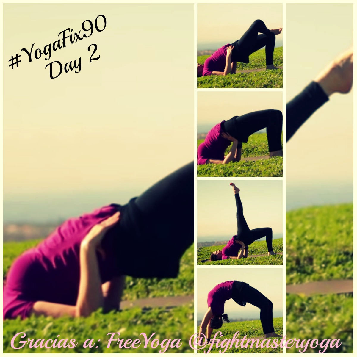 Yoga Fix 90 Day 2